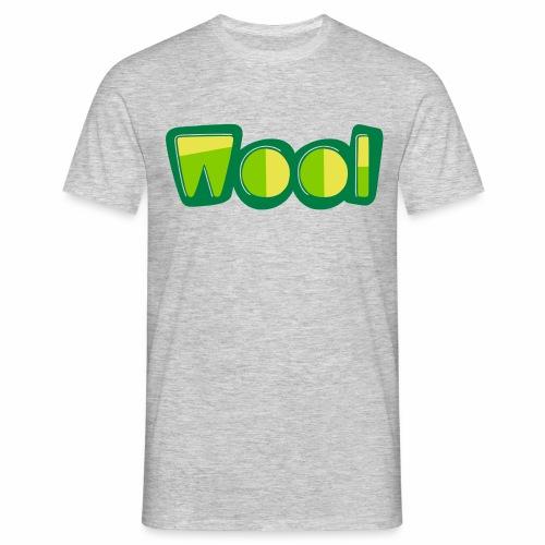 Wool (Liverpool Slang) Men's T-Shirt - Men's T-Shirt