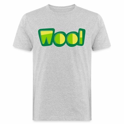 Wool (Liverpool Slang) Men's Organic T-Shirt - Men's Organic T-Shirt