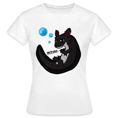 Axolotl Frauen T-Shirt - Frauen T-Shirt
