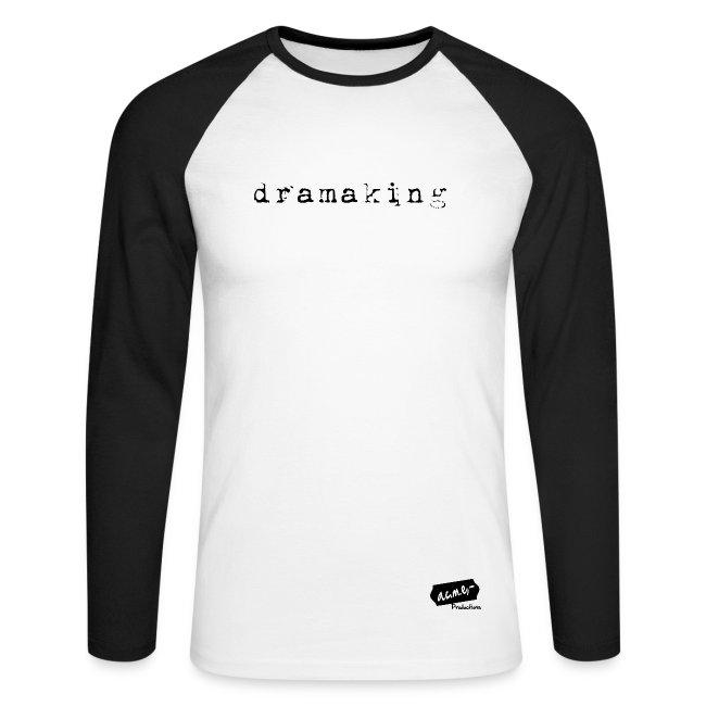 dramaking baseball shirt
