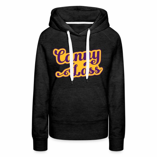 Canny Lass Women's Hoodie - Women's Premium Hoodie