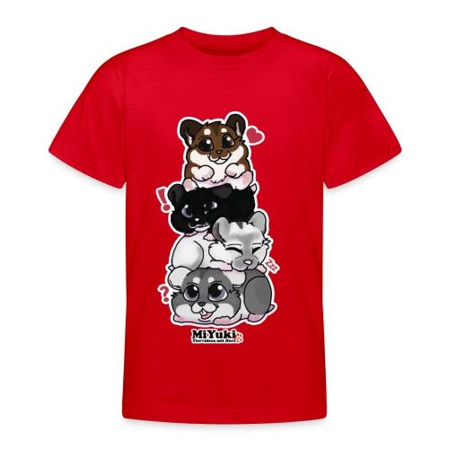 Zwergenturm Teenie T-Shirt - Teenager T-Shirt