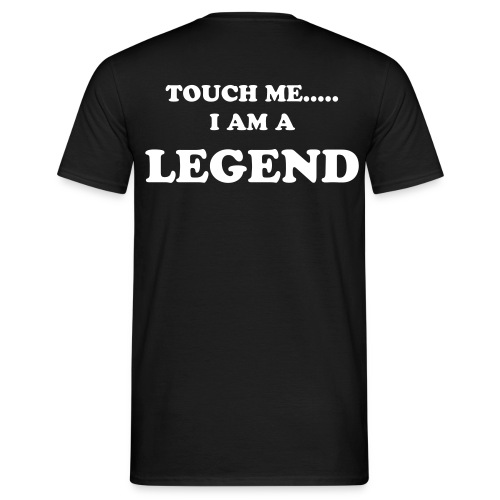 Touch Me Tee - Men's T-Shirt