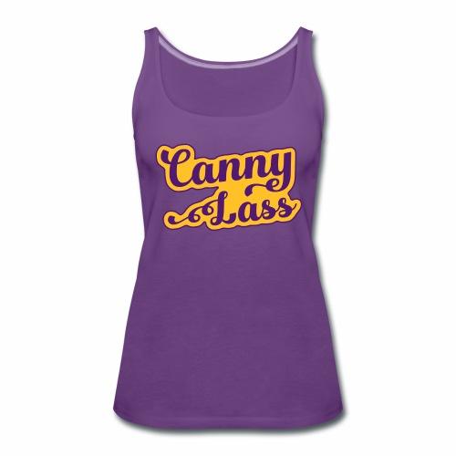 Canny Lass Women's Vest Top - Women's Premium Tank Top