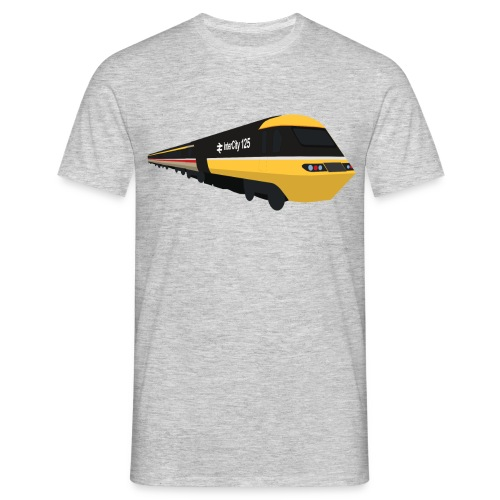High Speed Train - Men's T-Shirt - Men's T-Shirt