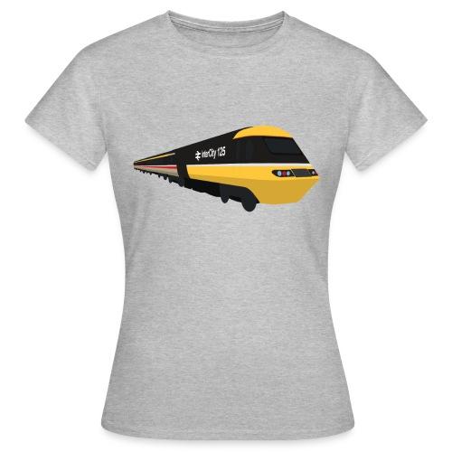 High Speed Train - Women's T-Shirt - Women's T-Shirt