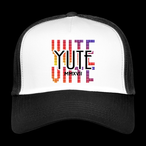 YUTE hat  - Trucker Cap
