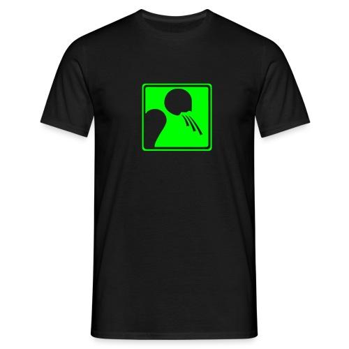 ORFANIDABANCONESANORIGURGITO !T-SHIRT  - Maglietta da uomo