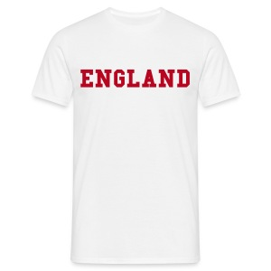 England / F. All Since 66 (Wht Comfor T) - Men's T-Shirt
