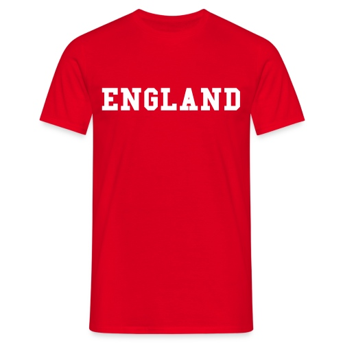 England / F. All Since 66 (Red Comfort T) - Men's T-Shirt