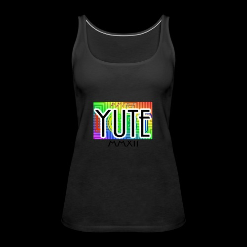 YUTE LGBT shirt  - Women's Premium Tank Top