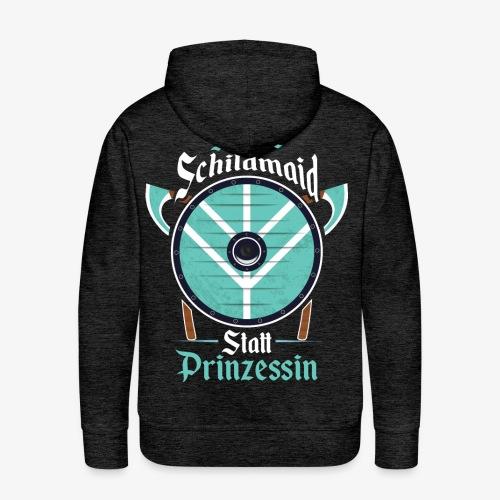 Holde Schildmaid - Herren Premium Hoodie - Männer Premium Hoodie