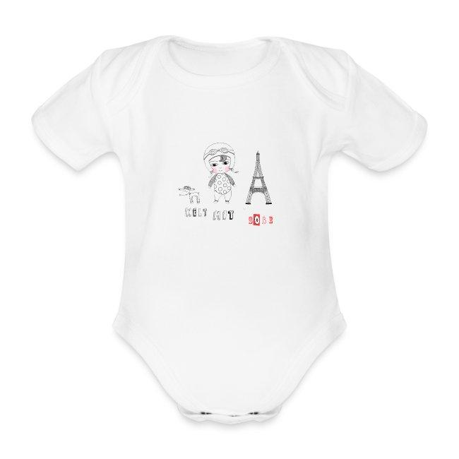 babyshirt welt mit soße