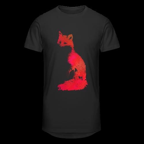 Red Fox - Mannen Urban longshirt