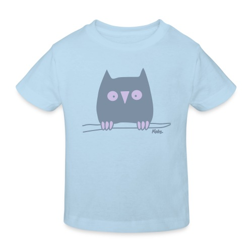 Organic Owl Tee - Kids' Organic T-shirt