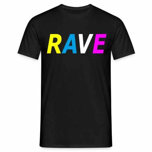 RAVE T-Shirt - Männer T-Shirt