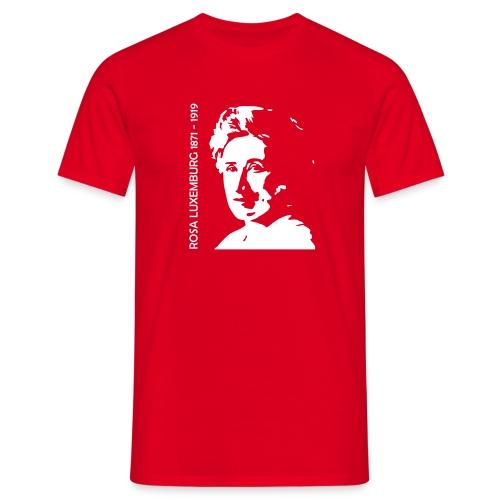 Rosa Luxemburg - T-shirt - Herr - T-shirt herr