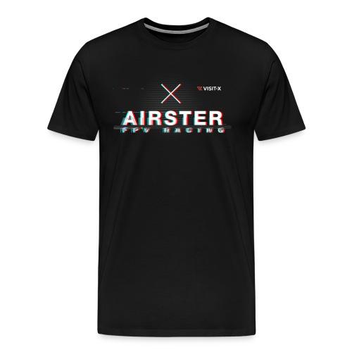 Glitch Shirt - Männer Premium T-Shirt