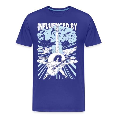 Influenced By  ♂ - Herre premium T-shirt