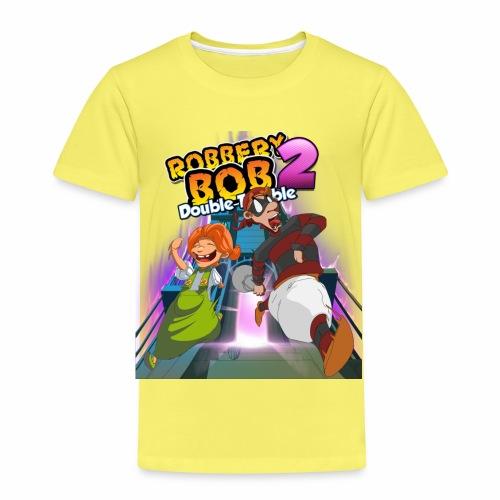 Robbery Bob Trouble T-shirt - Kids! - Kids' Premium T-Shirt