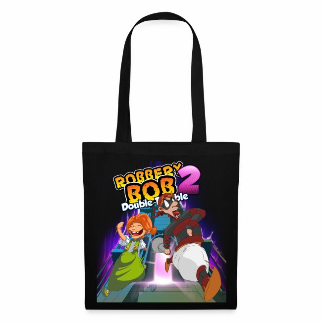 Robbery Bob Trouble T - Bag!