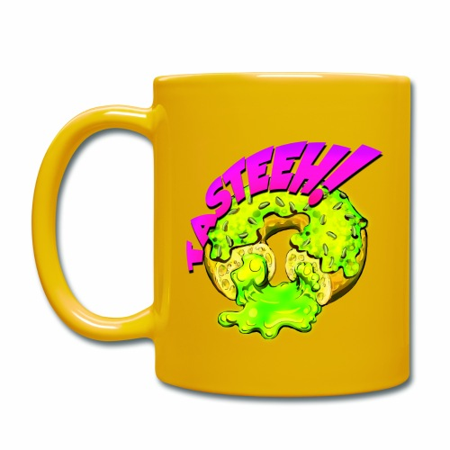 Robbery Bob Donuts - Cup! - Full Colour Mug