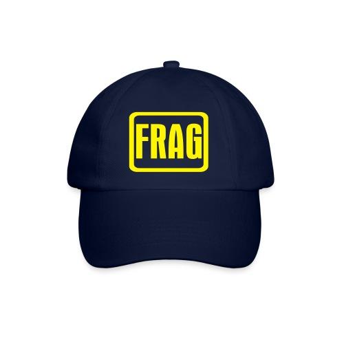FRAG [blau/gelb] - Baseballkappe