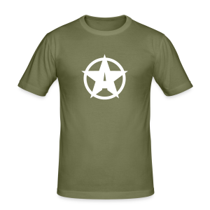 Aina Army - Men's Slim Fit T-Shirt