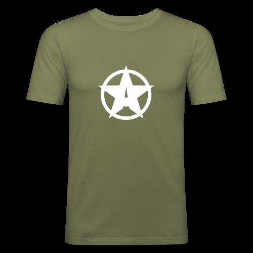 Aina Army - Men's Slim Fit T-Shirt