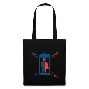 Mr OR Ms Who - Tote Bag
