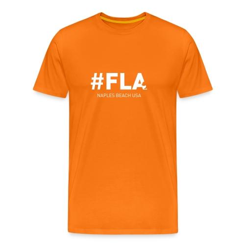 FLA Shirt Naples Beach - Männer Premium T-Shirt