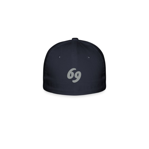 69 phat flexfit hat  true hip-hop style! - Flexfit Baseball Cap