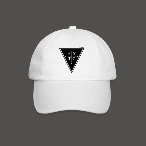 SXTC Kappe White/Black - Baseballkappe