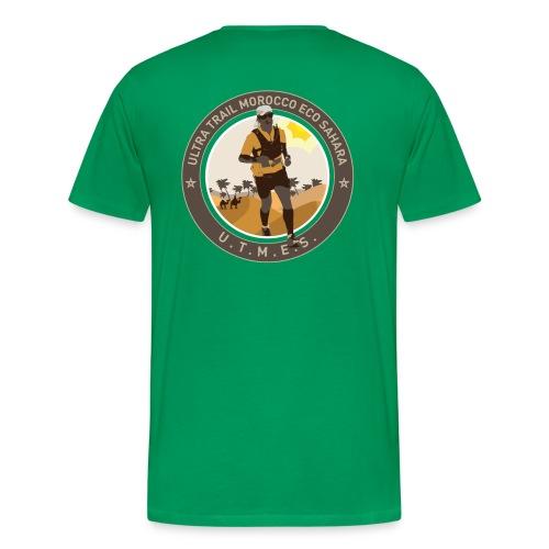 UTMES Männer T-Shirt - Männer Premium T-Shirt