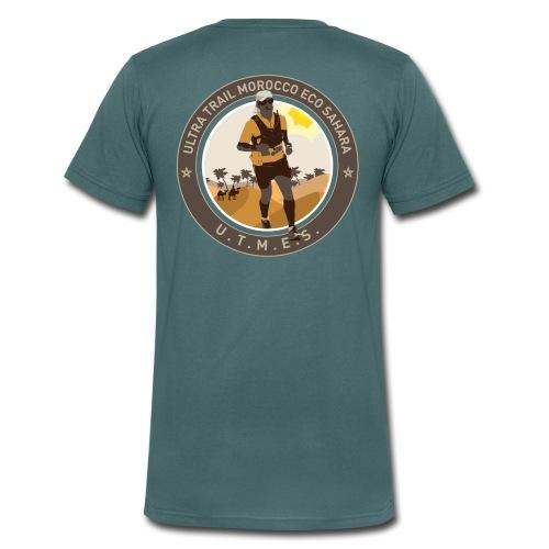 UTMES Männer T-Shirt V - Männer Bio-T-Shirt mit V-Ausschnitt von Stanley & Stella