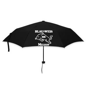 Blau-Weiß Regenschirm! - Regenschirm (klein)