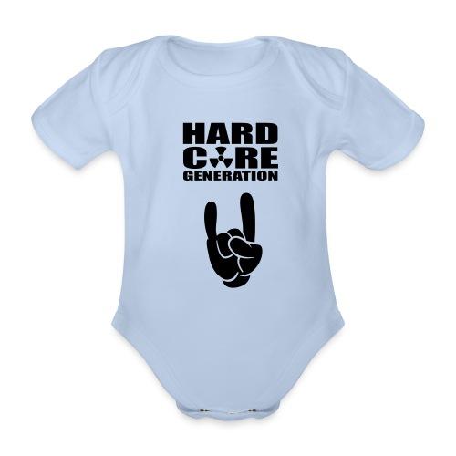 baby core - Økologisk kortermet baby-body