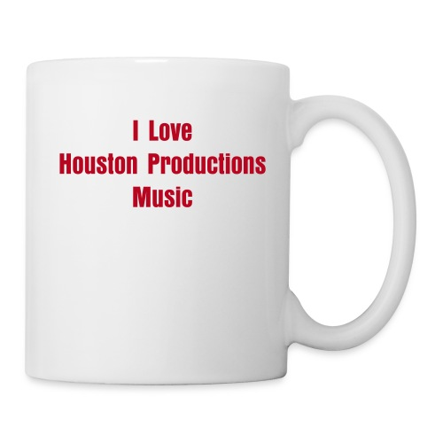 Houston Productions Music Mug - Mug