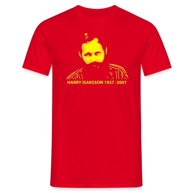 Harry Isaksson - T-shirt - Herr