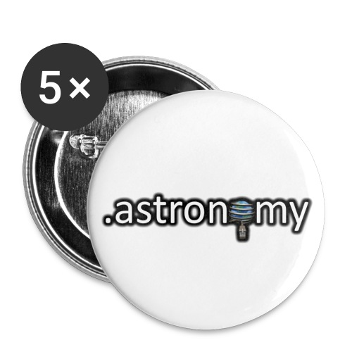 .Astronomy Badges - Buttons medium 32 mm