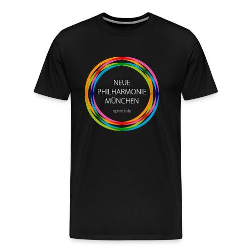 Neue Philharmonie München // m - Männer Premium T-Shirt