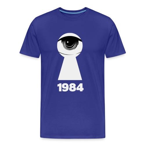 Orwell - 1984 - Maglietta Premium da uomo