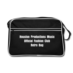 Houston Productions Music Retro Bag - Retro Bag