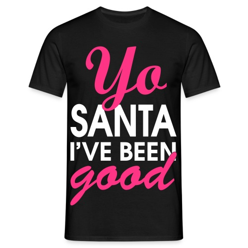 Yo Santa - Men's T-Shirt