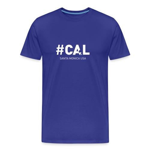 CAL Shirt SantaMonica - Männer Premium T-Shirt