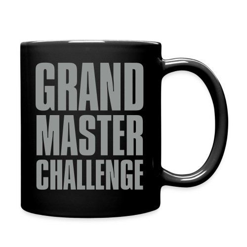 Grand Master Challenge English Mug - Full Colour Mug