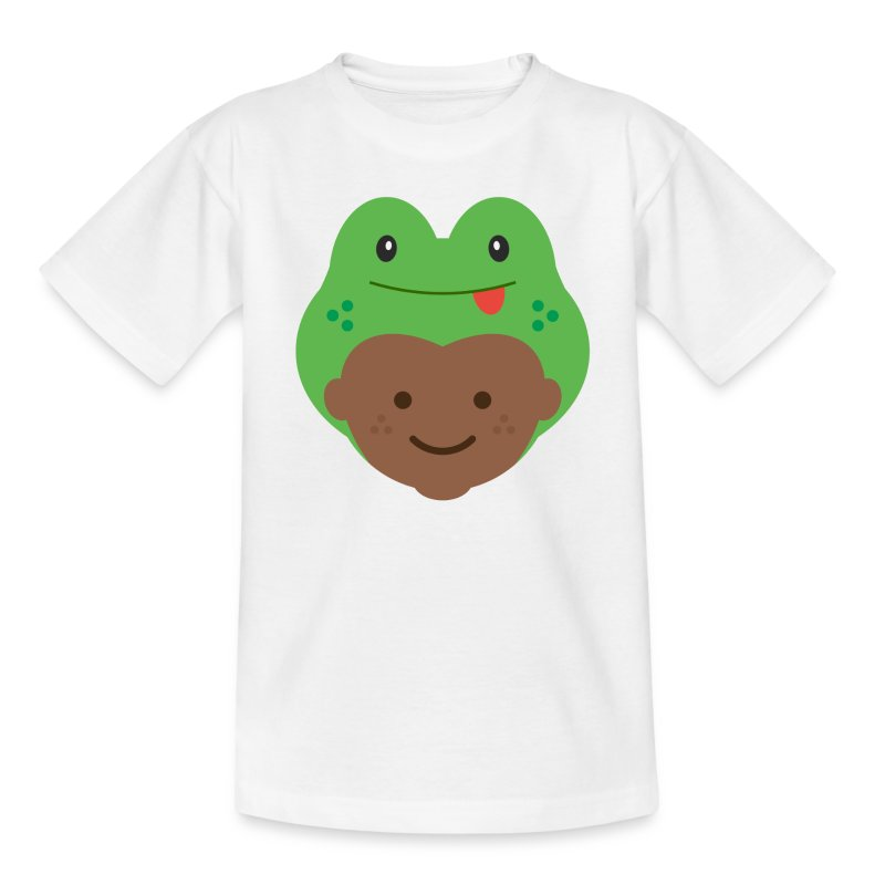 Tom the Frog | Ibbleobble - Kids' T-Shirt