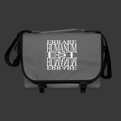 ERRARE HUMANUM EST - Shoulder Bag