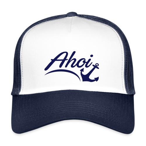 Ahoi Anker - Trucker Cap