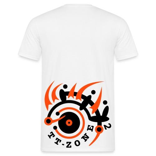 tt zone - Camiseta hombre